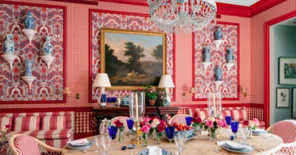 Mark d sikes kips bay dining rooms pinterest for Mark d sikes dining room