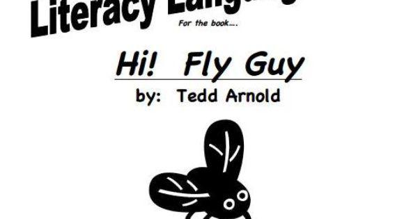 Hi! Fly Guy Literacy Language Kit From Jill Kuzma's SLP