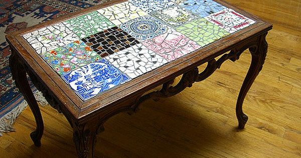 Mosaic Coffee Table Mosaique