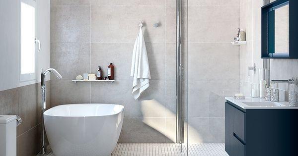 Ideas para tener un cuarto de baño relajante  Tonos ...