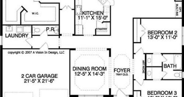 Jack And Jill Bathroom Plans House Floor Plans With Jack