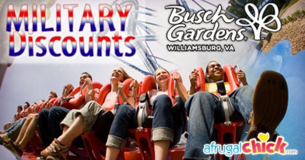 3ecfdfd78a8b4b105be9fefc9a2704bc - Busch Gardens Williamsburg Free Veterans Tickets