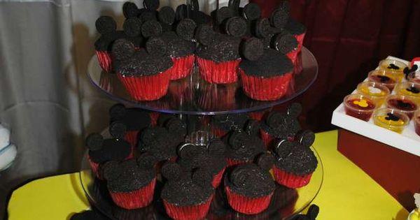 Mickey Mouse Birthday Party Ideas | Mickey mouse birthday ...