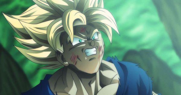 Goku Super Saiyan By Rmehedi On Deviantart Dragon Ball Ball Beil