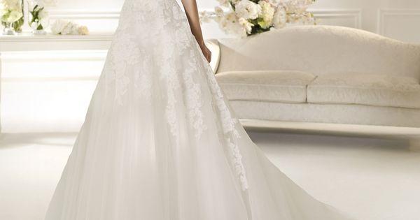Robe de mariée White One 2013 modèle Triana - Boutique Coeur de ...