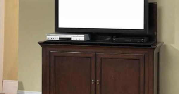 the harrison end of bed tv lift cabinet for flat screen tv. Black Bedroom Furniture Sets. Home Design Ideas