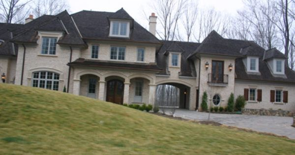 Driveways Mansions And Garage On Pinterest