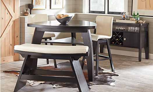 room with vanillabarstools find affordable dining room sets