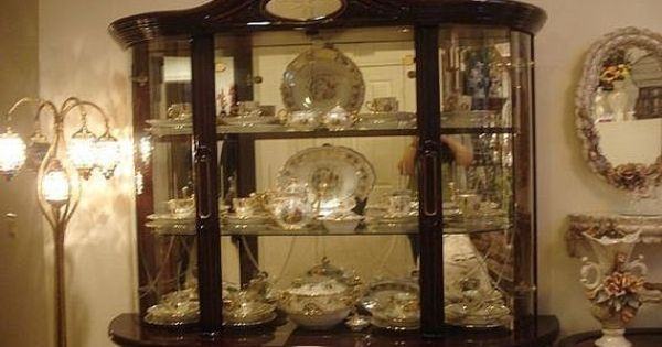 China Display Cabinet