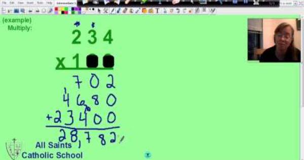 Saxon Math Intermediate 5 Lesson 55