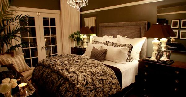 master bedroom decorating ideas romantic | Romantic bedroom design pictures remodel decor