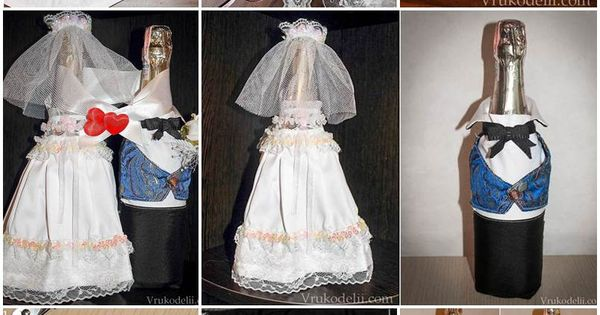 Wedding diy bride and groom decorative costumes for for Where can i buy belaire rose champagne