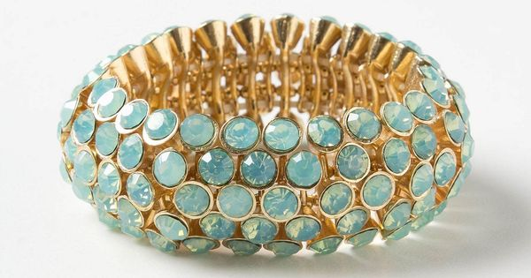 #pinterest jewelry Opalescent Bracelet via Shopmine, get product recommendations based on people