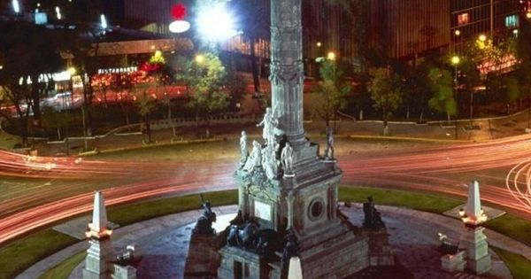 Mexico City Mexico North America Geography Crossroads Night Mexico Pinterest Geography