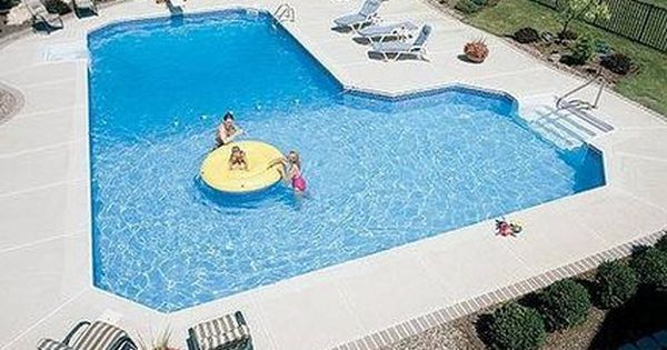 How To Vacuum A Doughboy Pool Swimming Pools Inground Backyard Pool Designs Swimming Pools Backyard