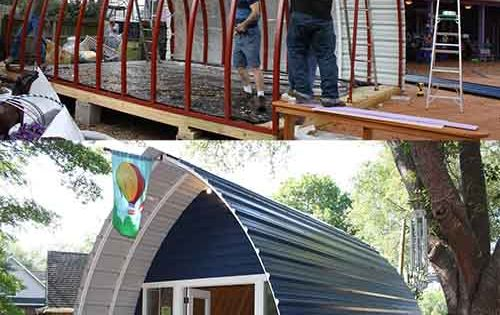 Build A Cabin In A Weekend For Under $5,000 These beautiful, functional, and durable ...