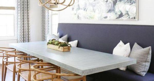 pourquoi choisir une table avec banquette pour la cuisine ou la salle manger banquette. Black Bedroom Furniture Sets. Home Design Ideas