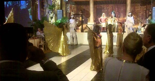 Check out our lovely, golden belly dancers. Wedding Entertainment (www ...
