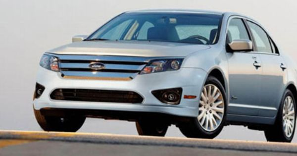 Ford Fusion Hybrid Hybridcars Com Ford Fusion Car Ford Car Wallpapers