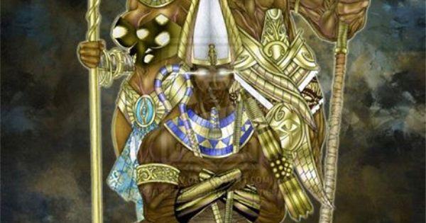 Kushite-Kemetic Spiritual Science The Divine Family Of