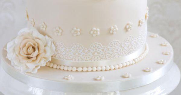 20th Wedding Anniversary Cake By Bellaria Cakes Design Http Www