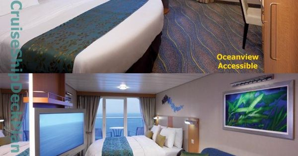 Royal caribbean allure of the seas cabins photos i want for Royal caribbean solo cabins
