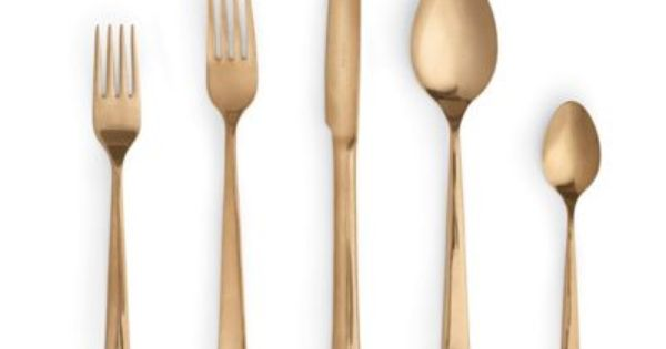 Almoco flatware 5 piece setting birthday gift in case people are lost on what to get me just - Almoco flatware ...