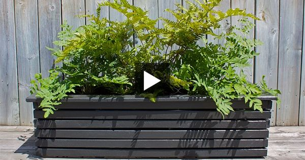 Diy Planter Box Condo Balcony 400 x 300