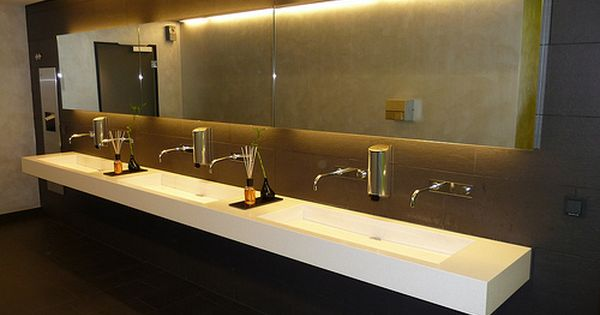 Restroom Design By Textlad, Via Flickr | Designs | Pinterest