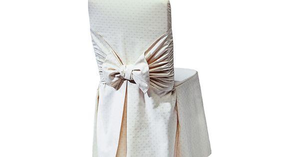 Patron couture housse de chaise d coration pinterest for Chaise margaux maison du monde