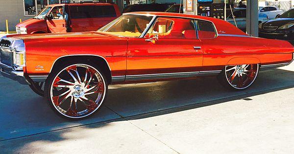 1972 Impala Donk Hard Top Squat Stance Coast 2 Coast