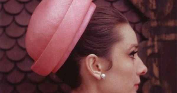 Photos taken by renowned photographer Howell Conant featuring Audrey Hepburn wearing some