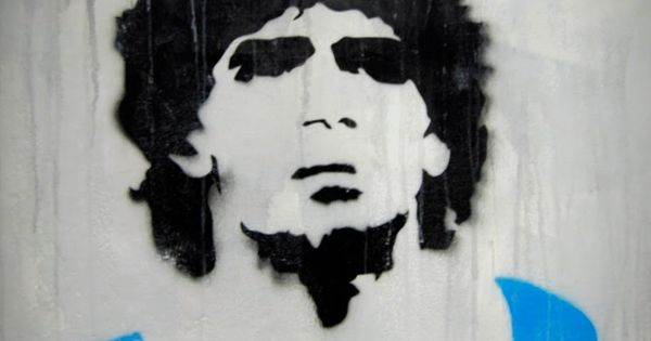 Maradona marado pinterest sportif et affiches for Decoration murale juventus