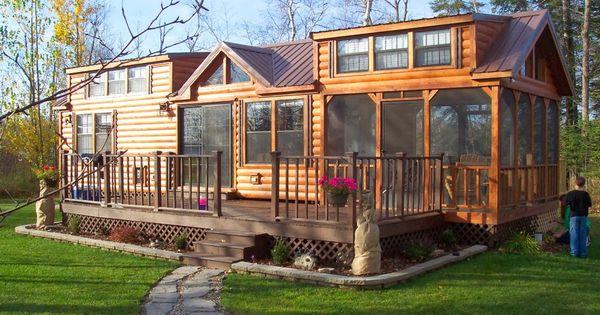 Big Dreams Tiny House MINIM HOUSE PARK MODELS