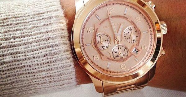 Michael Kors Chronograph Watch - THE FASHIONER