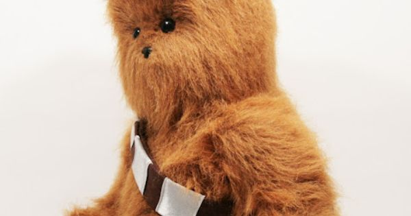 Wookie the Chew doll based on James Hance's art. I need this!