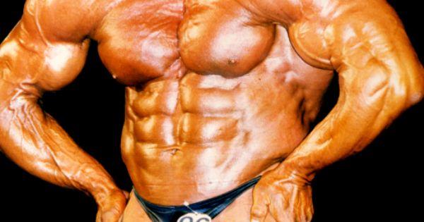 Eddy Ellwood bodybuilder bodybuilding muscular muscles