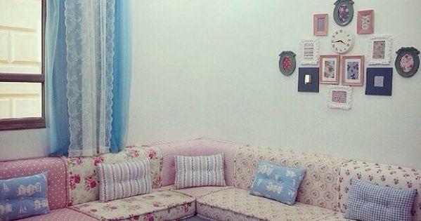 جلسة ارضية شبه جديدة للبيع سوق مستعمل مستعمل House Design Home Seating