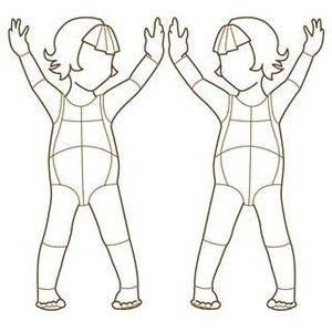 Free Fashion Design Croquis Children Fashion Croquis Templates Children Fashion Figu Children Sketch Childrens Fashion Illustration Fashion Design Template