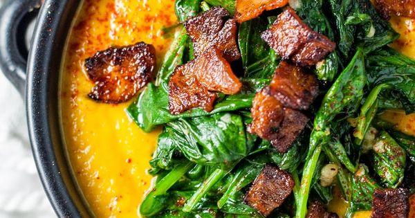 split pea soup with smoked paprika recipes dishmaps yellow split pea ...