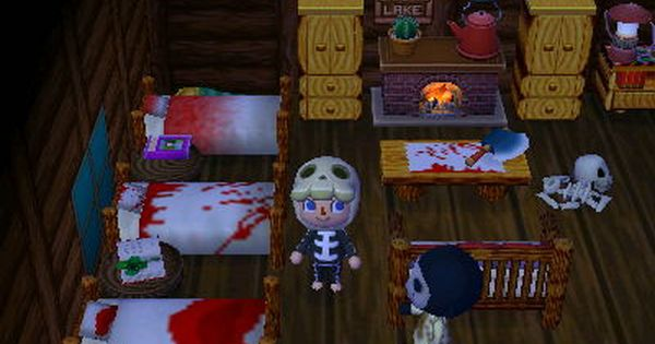 A Friday The 13th Themed Room In Tranquil Dream Address 4100 2965