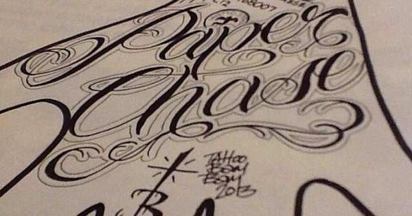 Paper chase. Hand tattoo. | tattoos , sketches , and piercings ...