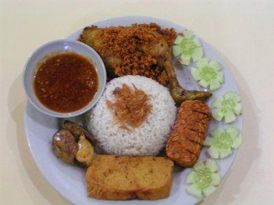 Nasi Uduk Betawi Masakan Indonesia Resep Resep Makanan