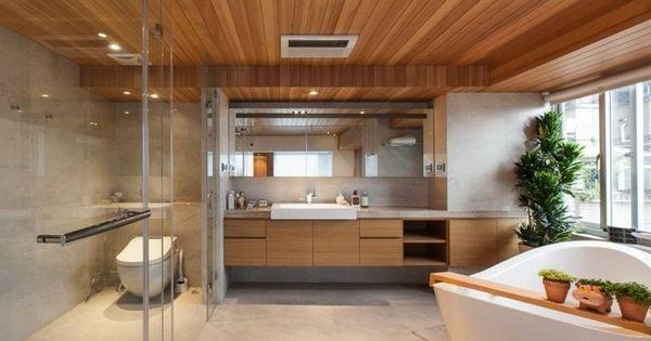 Techos de madera para interiores dise o mobiliario - Techos de madera interiores ...