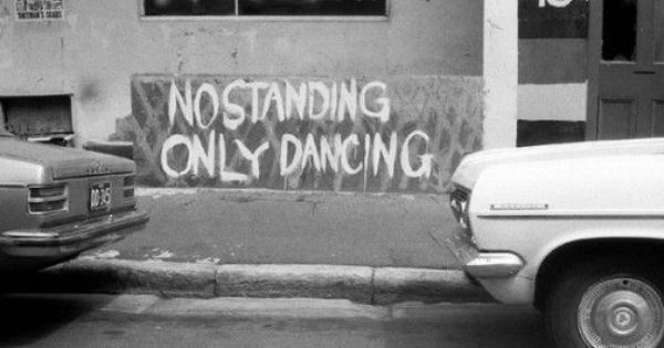 .Stop standing and start dancing :) inspiration