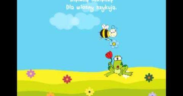 Spiewajace Brzdace Idzie Wiosna Tekst Youtube Songs Family Guy