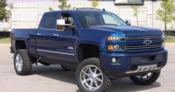 New 2015 Chevrolet Silverado 2500hd High Country 2015 Chevrolet
