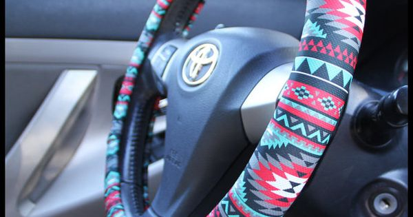 Create Your Own Custom Steering Wheel Cover In The