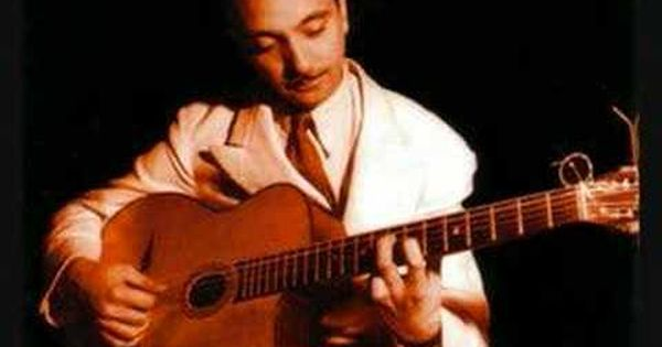 gypsy django reinhardt jazz guitar genius thanks dad for. Black Bedroom Furniture Sets. Home Design Ideas