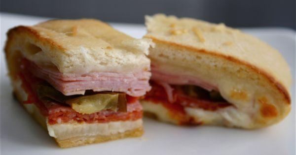Sandwiches and Italian on Pinterest